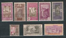 MNH** OLD FRENCH COLONIES COLLECTION 01