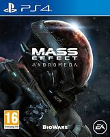 Mass Effect Andromeda PS4 New and Sealed