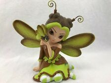 Feisty as a Firefly Jasmine Becket Griffith Fairy Figure Bradford Exchange