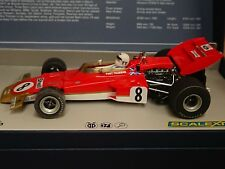 SCALEXTRIC C3657A Lotus 72 Tony Trimmer No.8 Ltd Edition No. 1485 of 3000