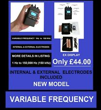 ZAPPER  - VARIABLE FREQUENCY 1Hz to 150 kHz - Dr CLARK - EX DISPLAY 3 AVAILABLE