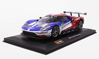 Bburago 1:32 2017 Ford GT Race NO.67 Diecast Model Racing Car NEW IN BOX