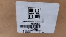 HYSTER 1337159 HYDRAULIC FORKLIFT FILTER  PQ00001 *EACH* USA MADE