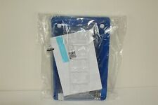 "Apple Macbook Air 11"" & 13"" Case Keyboard Cover & Screen Protector Royal Blue"