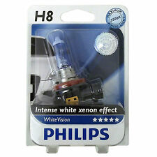 PHILIPS H8 White Vision Xenon 35 Watt 12 Volt PKW 12362 Lampe PGJ19-1 Birne 35W