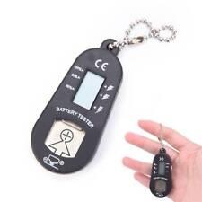 1Pc Mini Hearing Aid Batteries Checker Tester Digital LCD Screen Zinc Air Button