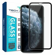 Tech Armor Edge to Edge Glass Screen Protector Apple iPhone 11 Pro Max [1-Pack]