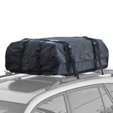 Weather Resistant Waterproof Rooftop Rack Cargo Carrier Travel Luggage Storage