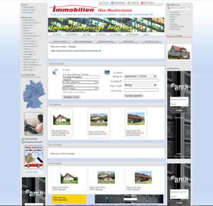 Neu Immomarkt I Onlinemarkt I PHP Scripte I jetzt auch mit PHP 7.4 möglich I