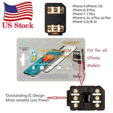 Turbo Sim iPhone X 8 Plus 7 6S 5S SE iOS 11 + Unlock GPP LTE R-Sim iDeal Sprint