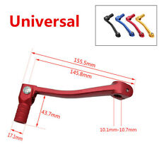 Red Motorcycle ATV Bike CNC Folding Aluminum Gear Shift Lever Gear Shift Lever