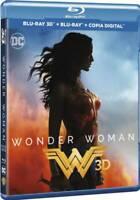 Wonder Woman Blu-ray (COMO NUEVO SOLO DISCO DE Blu-ray) EDICION ESPAÑOLA
