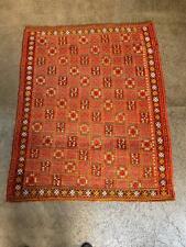 Authentic Berber Square Size Moroccan Carpet,Stunning Very Fine Quality Beniouri