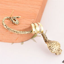 Cobra Ear Cuff Hook Gothic Ear Bone Stud Clip Earring Women Men Jewelry RAZY