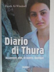 Diario di Thura Diciannove anni guerra BaghdadAl-windawi Fabbristoria iraq 80