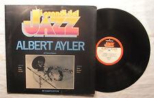 Albert Ayler – I Grandi Del Jazz  LP