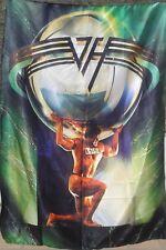 VAN HALEN 5150 FLAG CLOTH POSTER WALL TAPESTRY BANNER CD Hard Rock CD LP