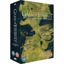 Game Of Thrones - Series 1-3 - Complete (DVD, 2014, Box Set) TV SERIES