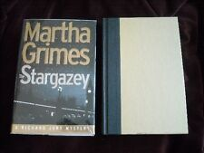 Martha Grimes - THE STARGAZEY - 1st/1st