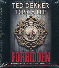 Audio book - Forbidden by Ted Dekker & Tosca Lee   -   CD