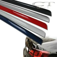 Painted Volkswagen VW Jetta MK6 Boot Rear Trunk Lip Spoiler & Gift USB Cable