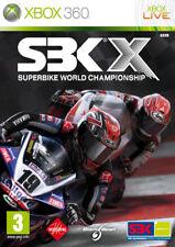 Sbk x Superbike World Championship Xbox 360 Black Bean
