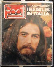 GEORGE HARRISON Beatles cover 1970 CIAO 2001 # 51 great magazine ITALY RARO