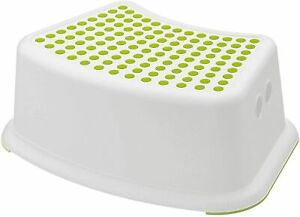 Kids Potty Training Anti-Slip Foot Step Stool Plastic Bathroom Kitchen Toddler