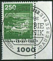 Berlin Nr. 671 Formnummer FN 1B Eckrand gestempelt ESST Berlin 12 Typ I LUXUS