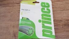 Prince Poly EXP 17 Racquet Strings 1.25mm Made in Taiwan - US Seller