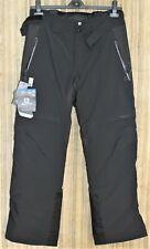 Salomon Whitefrost Flowtech Windproof Thermal Waterproof Pants Black Size S