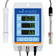 Bluelab - Connect Guardian Monitor - pH EC and Temperature Monitor Blue Lab