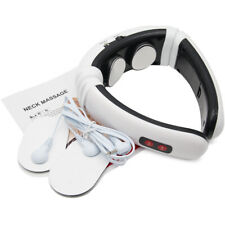 Electric Pulse Acupuncture Neck massager Cervical Therapy Instrument Pain Relief
