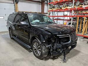 2016 2017 LINCOLN NAVIGATOR 6 SPEED AUTOMATIC 4x4 4WD 6R80 TRANSMISSION 87K