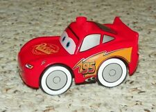 LEGO - Duplo Cars - Vehicle - Lightning McQueen w/ White Wall Wheels