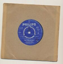 The Walker Brothers - Make It Easy On Yourself / But I Do  Philips BF1428 (1965)
