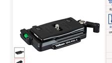 Velbon QRA-635L II Quick Release for PHD-51Q 54Q 61Q 64Q,QHD-61Q 62Q