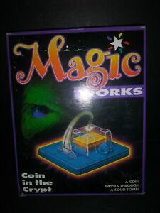 Magic Trick # 1 Tenyo *Vintage*Rare*Collectable*