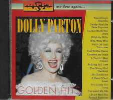 Dolly Parton – Golden Hits CD