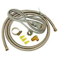 Ez-Flo 48337 6Ft Dishwasher Installation Kit With Cord