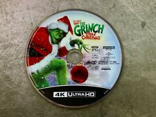 Dr. Seuss' How the Grinch Stole Christmas (4K Uhd disc in Stayflat Sleeve)