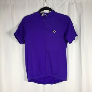NWT Pearl Izumi club jersey Women's Purple Size Large