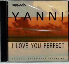 Yanni I Love You Perfect  Original  Soundtrack   BRAND  NEW SEALED CD