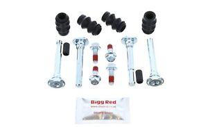 for Vauxhall Corsa D 2006-2014 Front Brake Caliper Slider Bolt Kit Bosch H1355AX