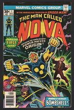 NOVA #1, 1976, Marvel Comics, VF- CONDITION COPY, FIRST ISSUE!