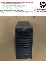 HP ML350 G6 2x X5650 12-Cores 64GB P410i/1GB FBWC 2x 460W 8SFF Tower Server