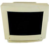 "Apple Macintosh Trinitron Color Display 14"" CRT Monitor M1212 Parts Repair"