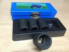 LOCKING WHEEL NUT REMOVAL SET FMC3694 4 PC TOOL REMOVER NUTS OR BOLT