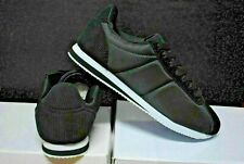 NEW CLASSIC BLACK FASHION RETRO TRENDY SPORTS SHOES TRAINERS SNEAKERS UK 7 / 41