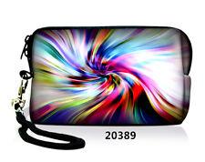Universal Neoprene Compact Digital Camera Case Bag Pouch for Nikon Canon Sony 20389